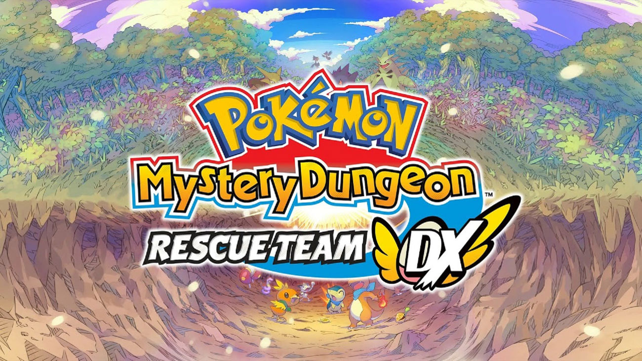 Gra Nintendo Switch Pokémon Mystery Dungeon Rescue Team DX