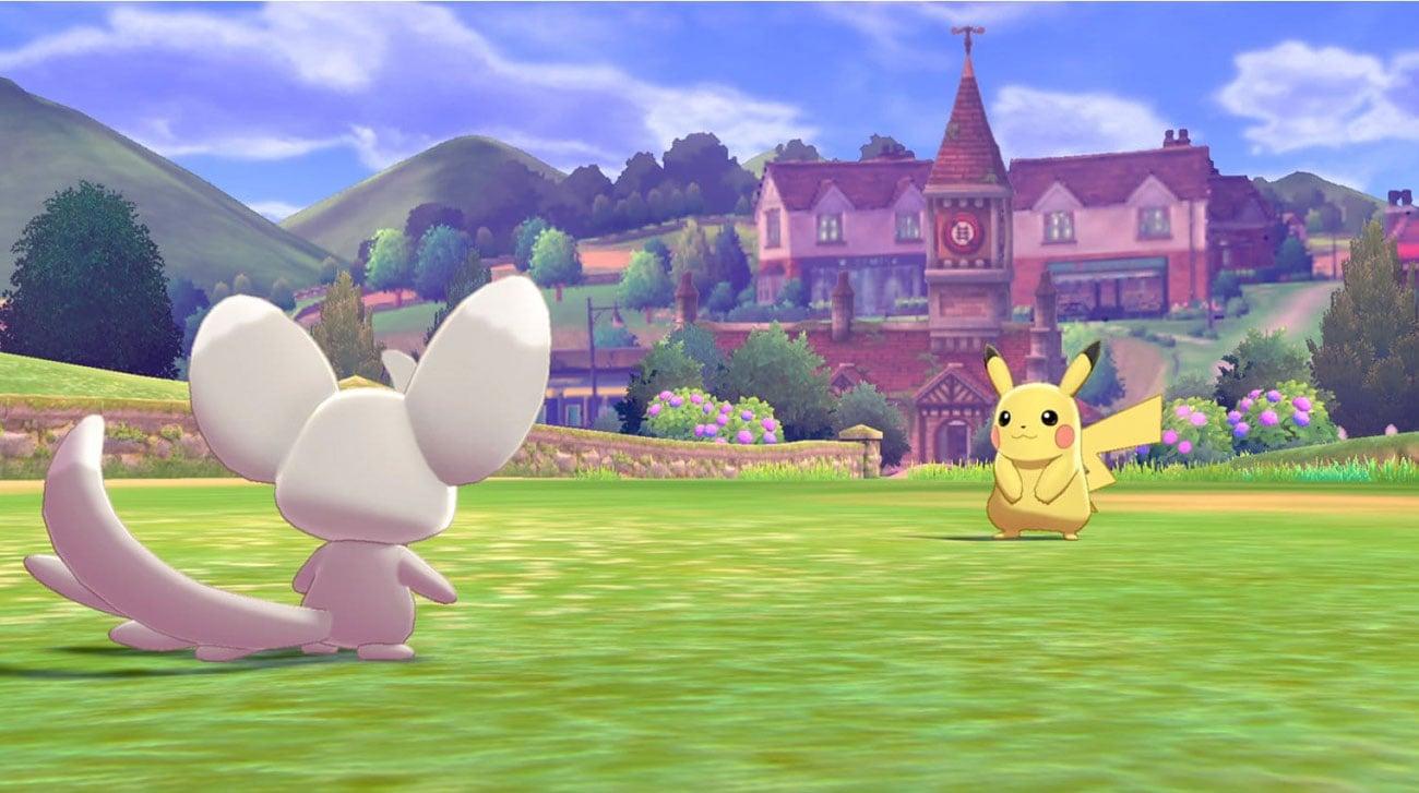 Eksploruj lokacje i znajdź nowe Pokemony