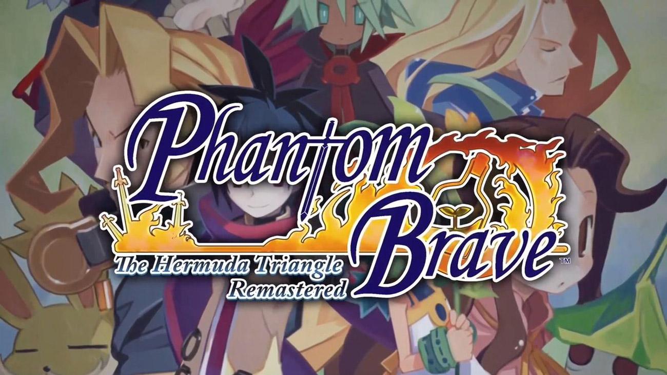 Phantom Brave: The Hermuda Triangle Remastered