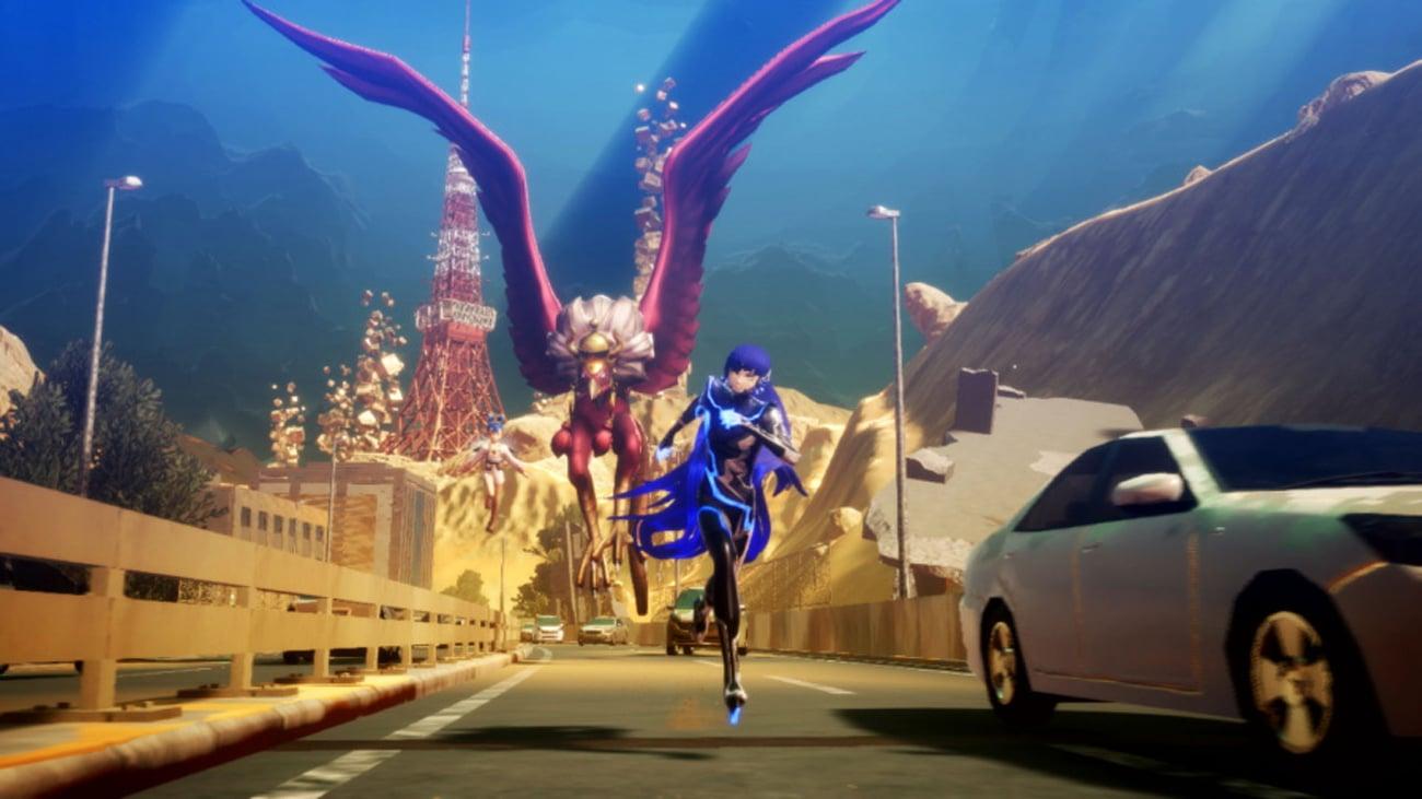 Gra Shin Megami Tensei V na Nintendo Switch