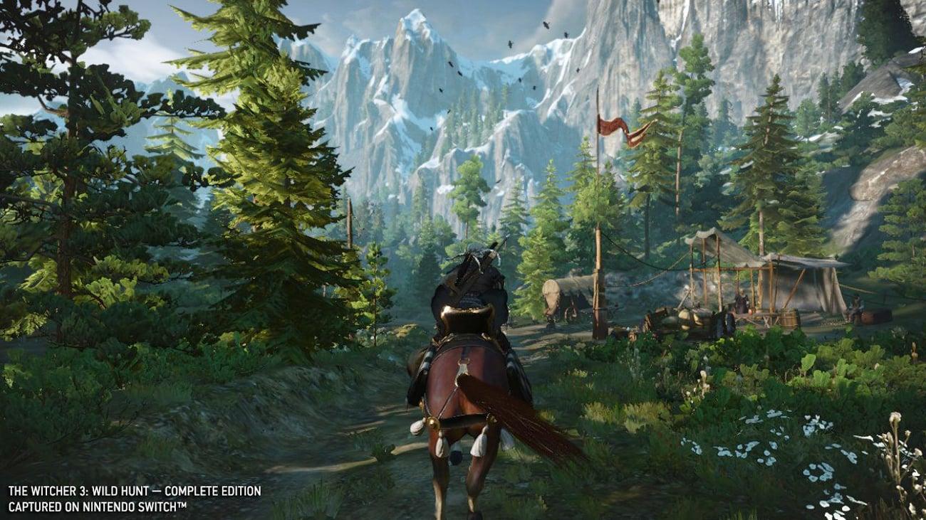 Wciel się w postać Geralta z Rivii