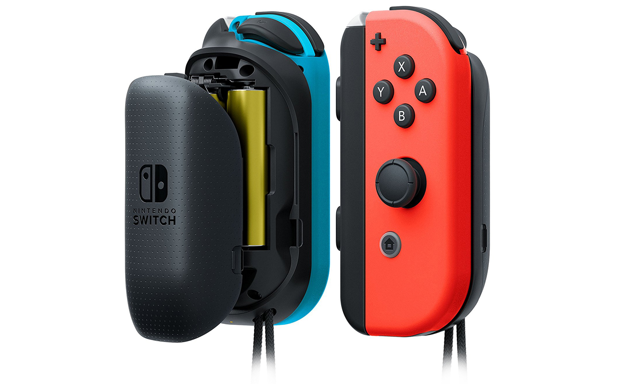 nintendo joy con aa battery pack para sklep komputerowy x. Black Bedroom Furniture Sets. Home Design Ideas
