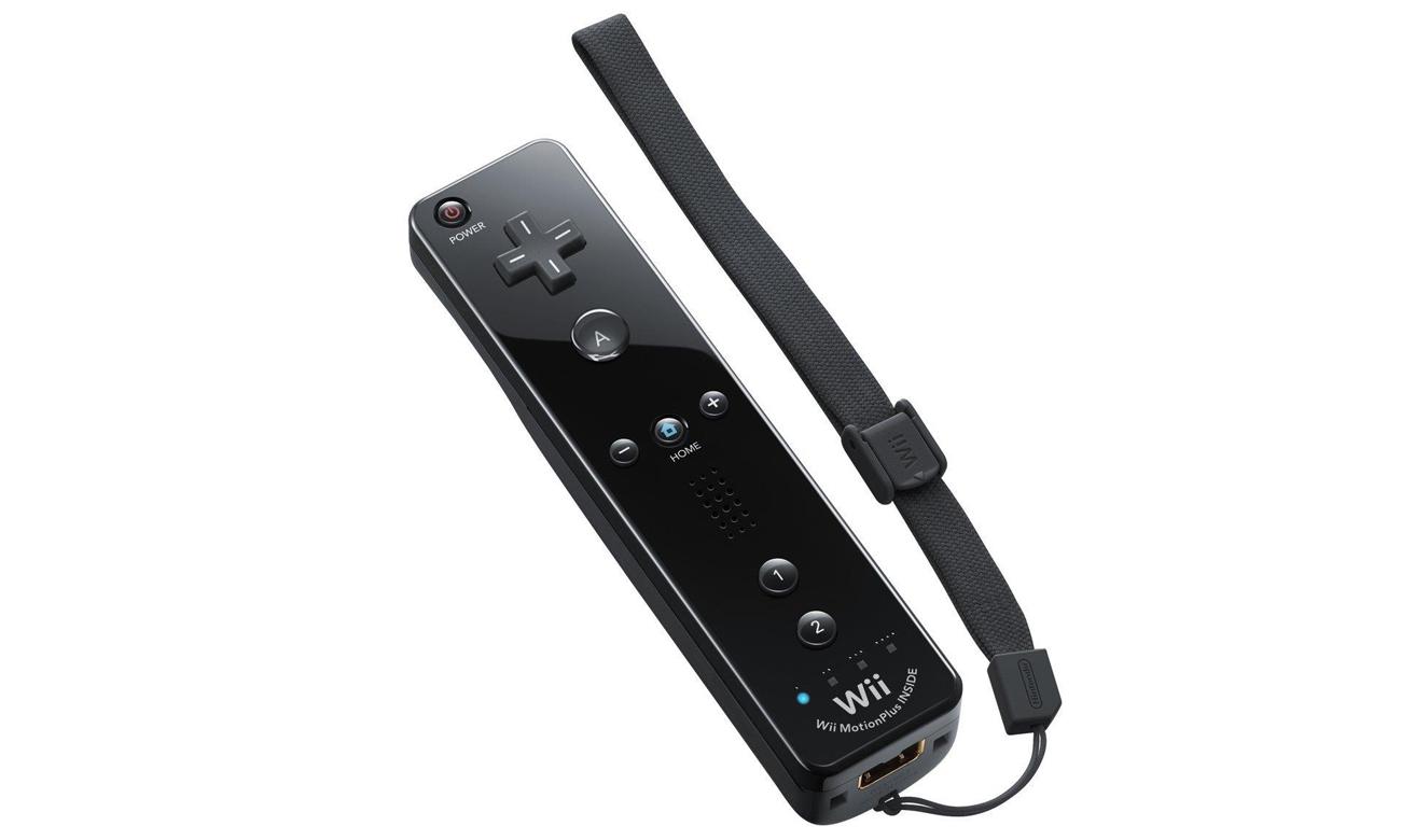 Nintendo Wii U Remote Plus Czarny Piloty Do Konsol Sklep Komputerowy X Kom Pl