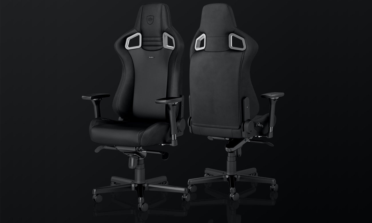 Fotel dla graczy noblechairs EPIC Black Edition