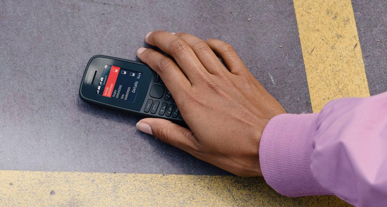 Nokia 105 (2019) Dual SIM bateria 800 mah
