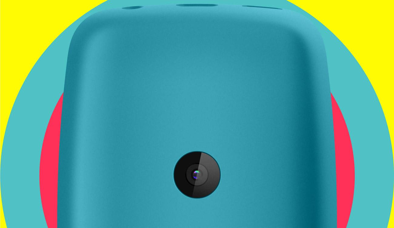 Nokia 110 Dual SIM radio fm wytrzymała obudowa