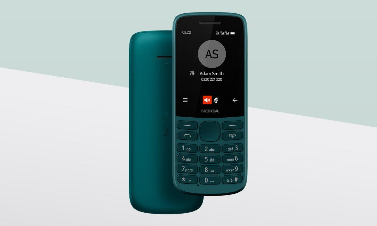 Wytrzymała bateria w Nokia 215 4G
