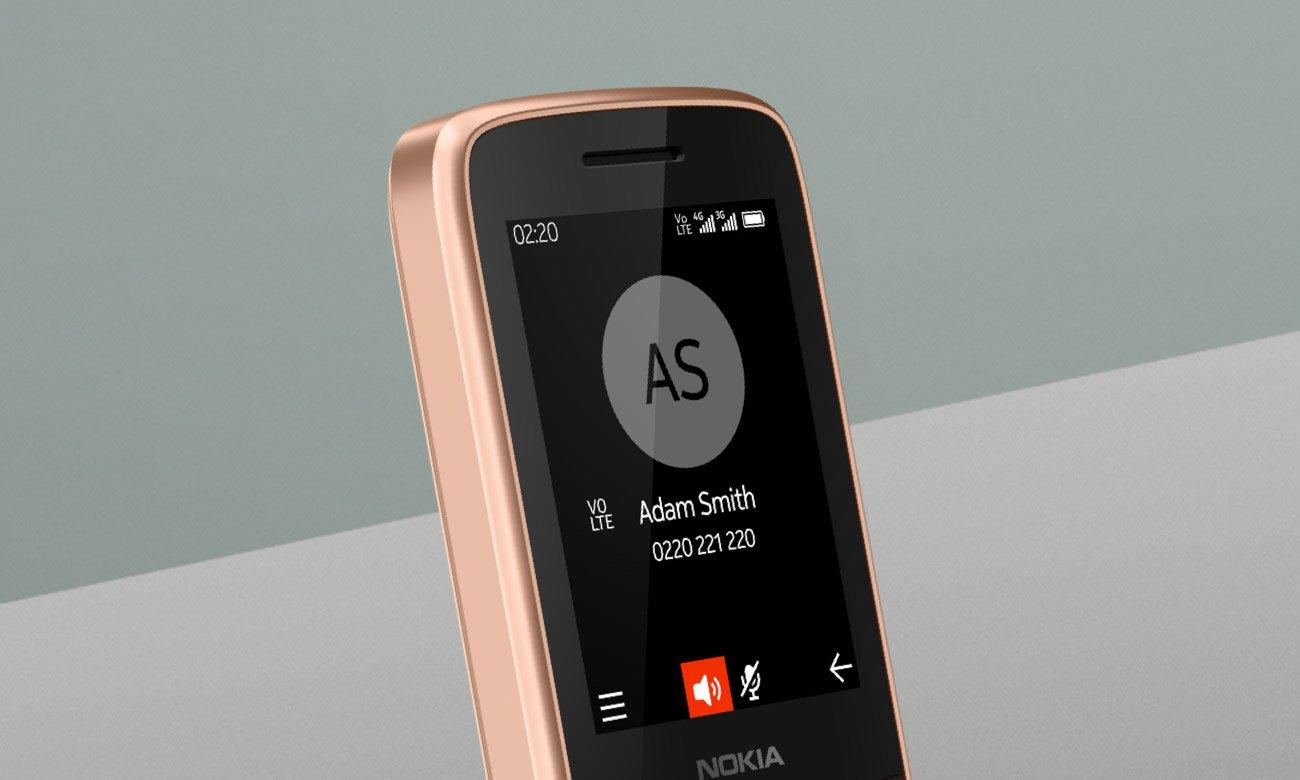 Piękna obudowa Nokia 225 4G