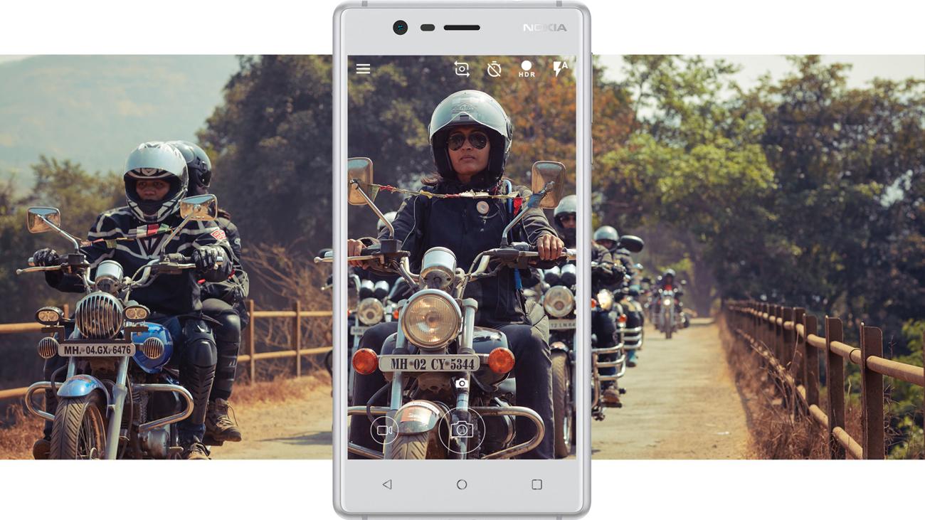 Nokia 3 Dual SIM dwa aparaty 8.0 Mpix