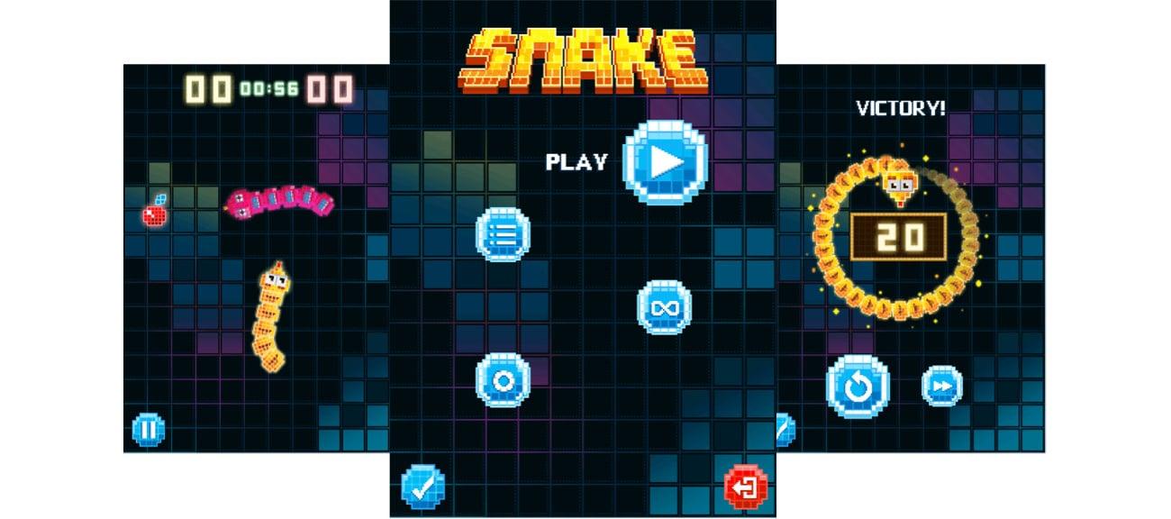 Nokia 3310 legendarne gry snake
