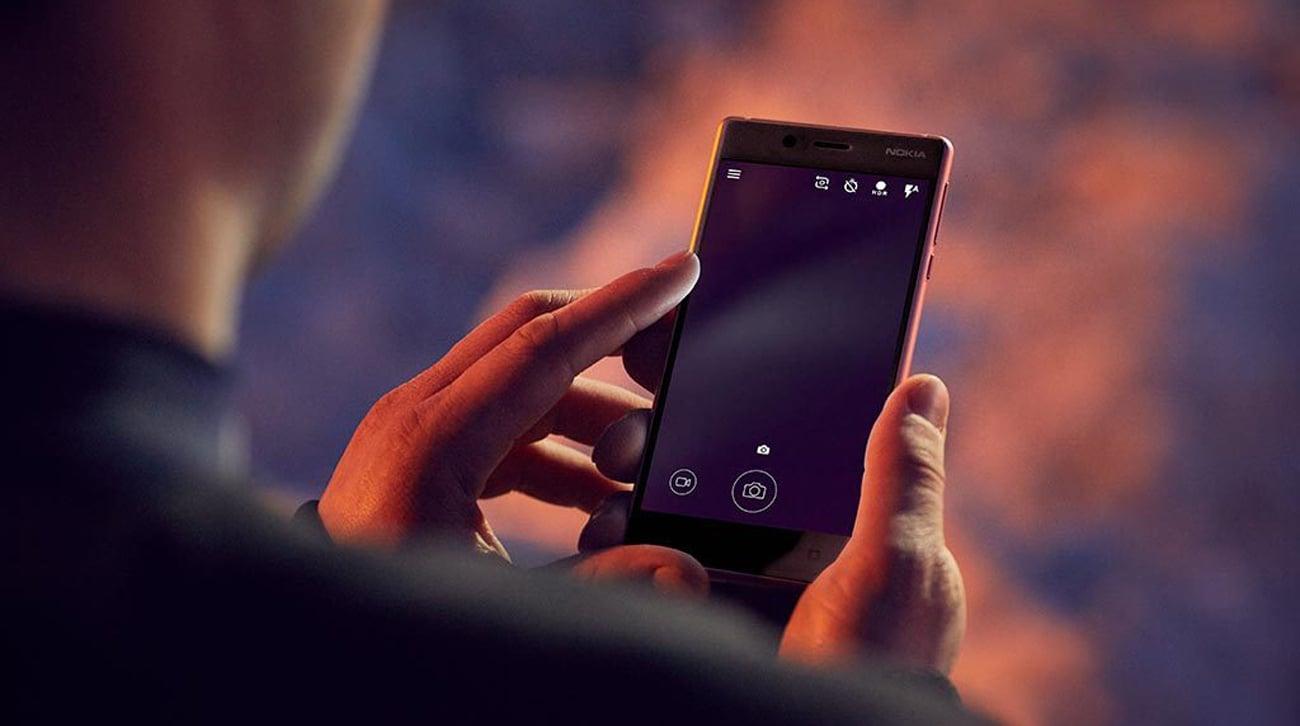 tempred blue Nokia 5 Dual SIM aprat 13 mpix pdaf f/2.0