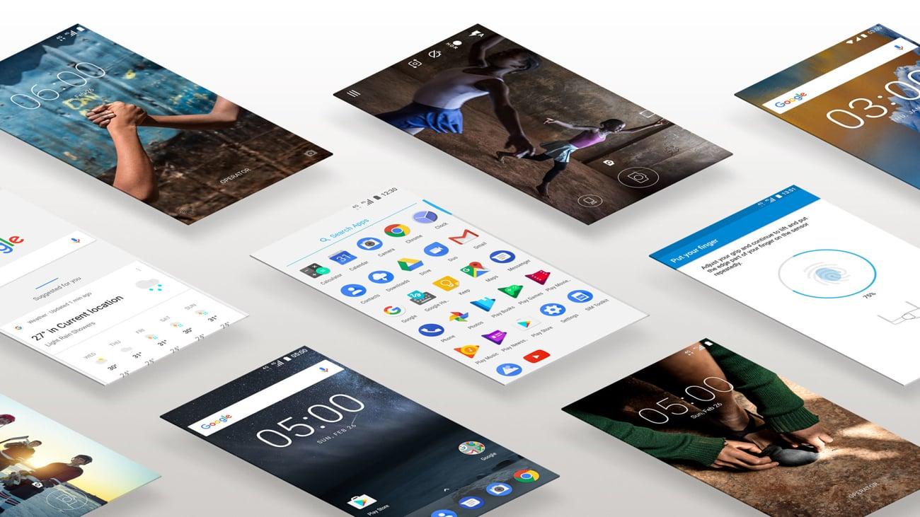 Nokia 5 Dual SIM android 7.1 Nougat