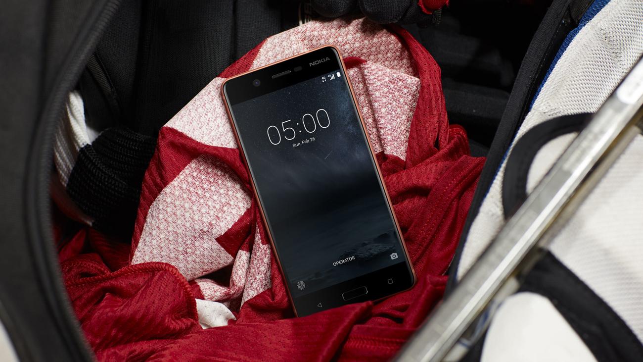 Nokia 5 Dual SIM eleganckie wzornictwo