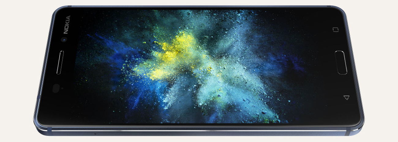 Nokia 6 Dual SIM ekran 5.5'' full HD ips