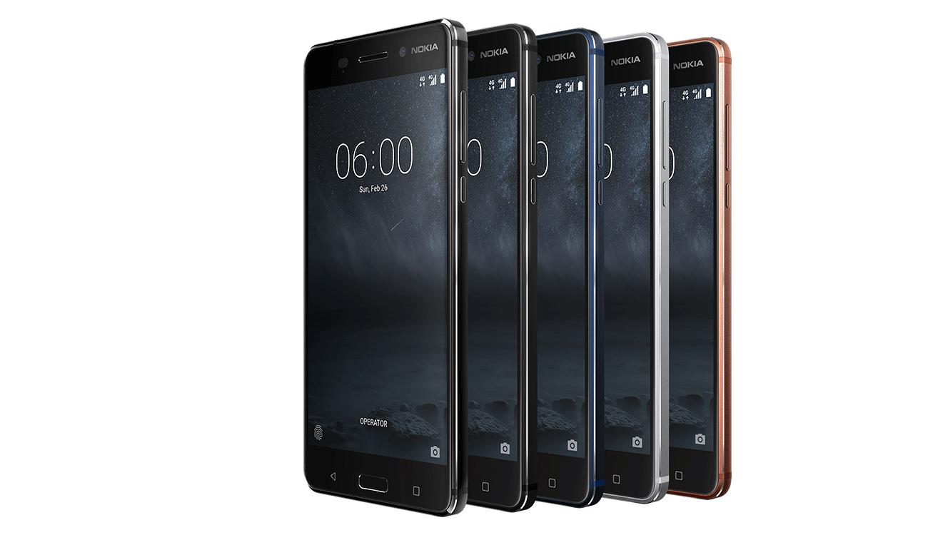 Nokia 6 Dual SIM głośniki stereo Dolby Atmos