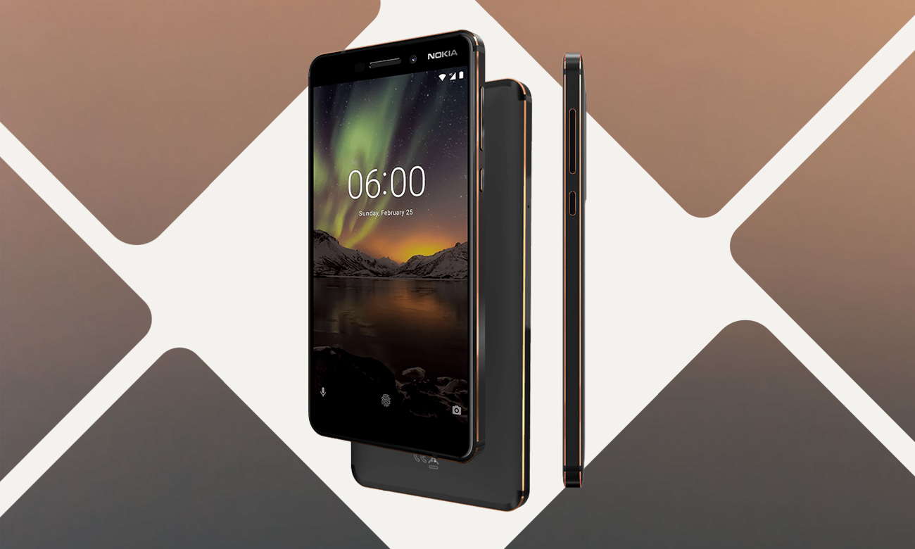 Nokia 6.1 certyfikat Google Android Enterprise Recommended