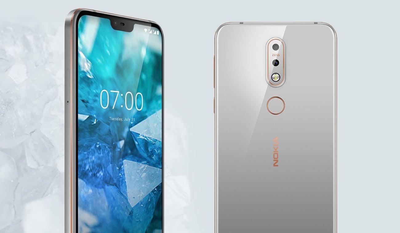 Nokia 7.1 8-rdzeniowy procesor snapdragon 636 android one