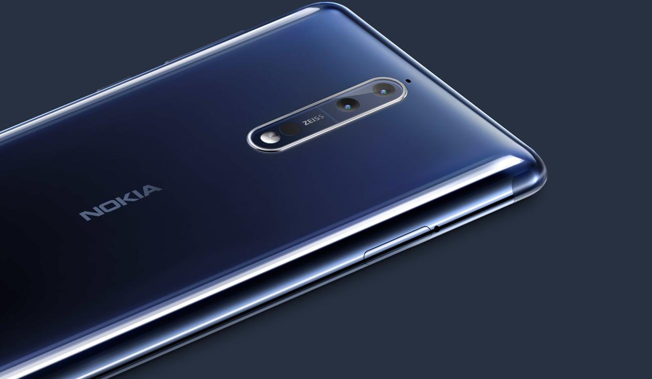 Nokia 8 optyka ZEISS