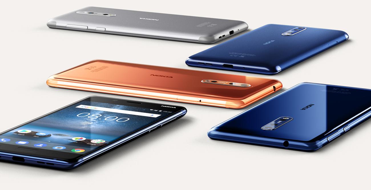 Nokia 8 4K