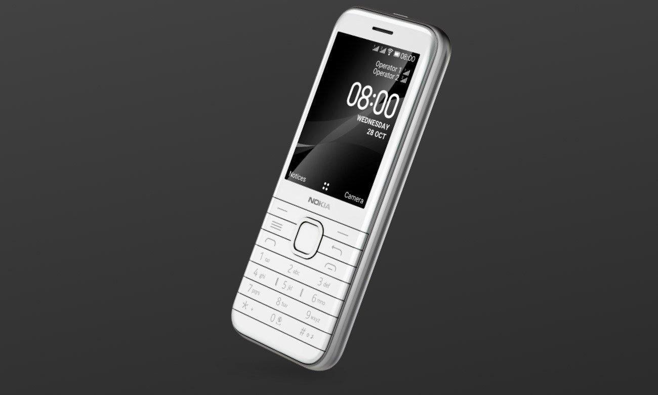Nokia 8000 4G korzystaj z aplikacji