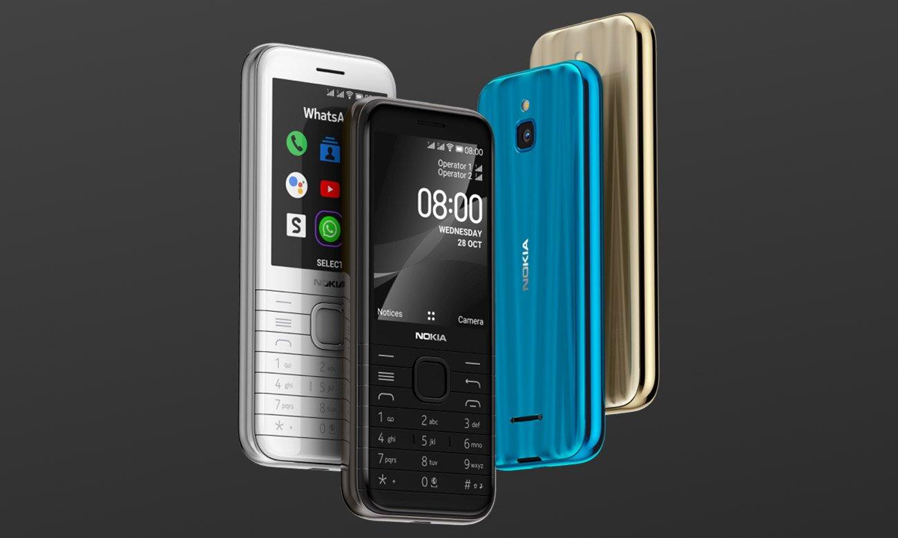 Telefon Nokia 8000 4G