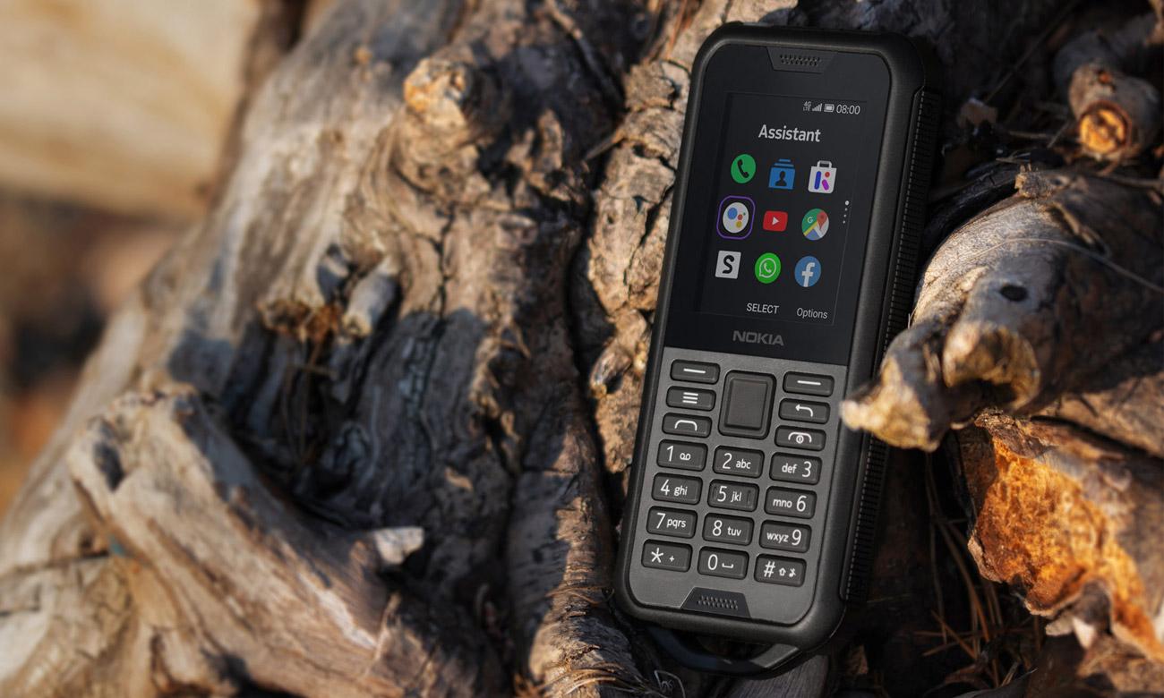 Nokia 800 Tough wytrzymała konstrukcja
