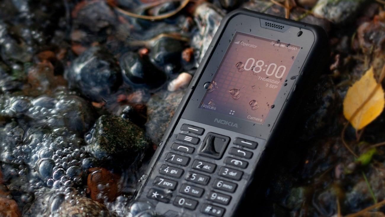 Nokia 800 Tough ip68 wojskowa wytrzymałość mil-std-810g