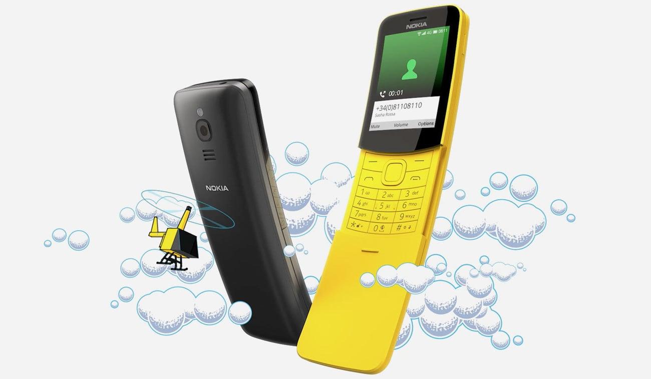 Nokia 8110 transmisja LTE