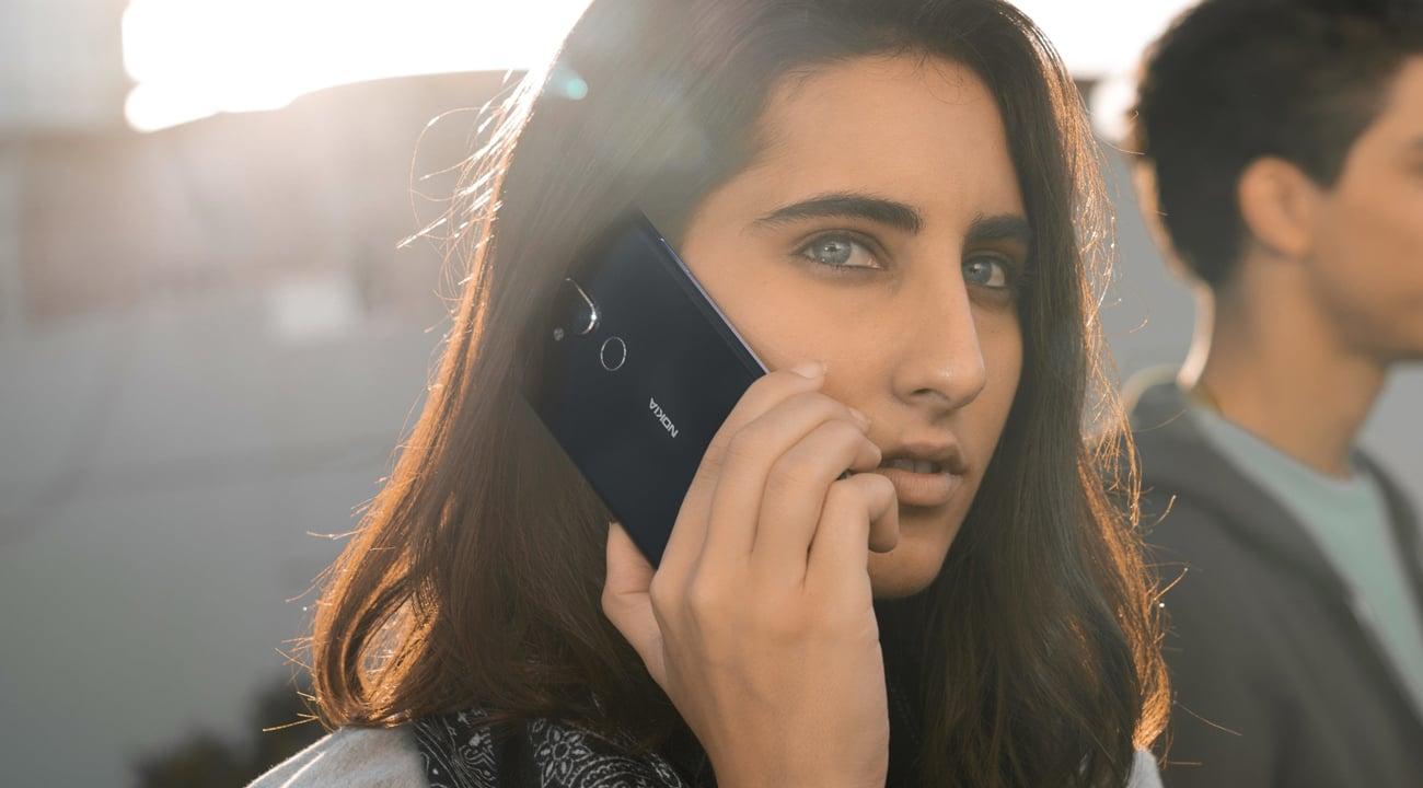 Nokia 8.1 inteligentne funkcje