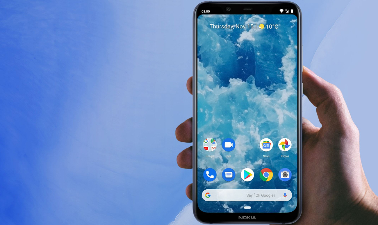 Nokia 8.1 android one