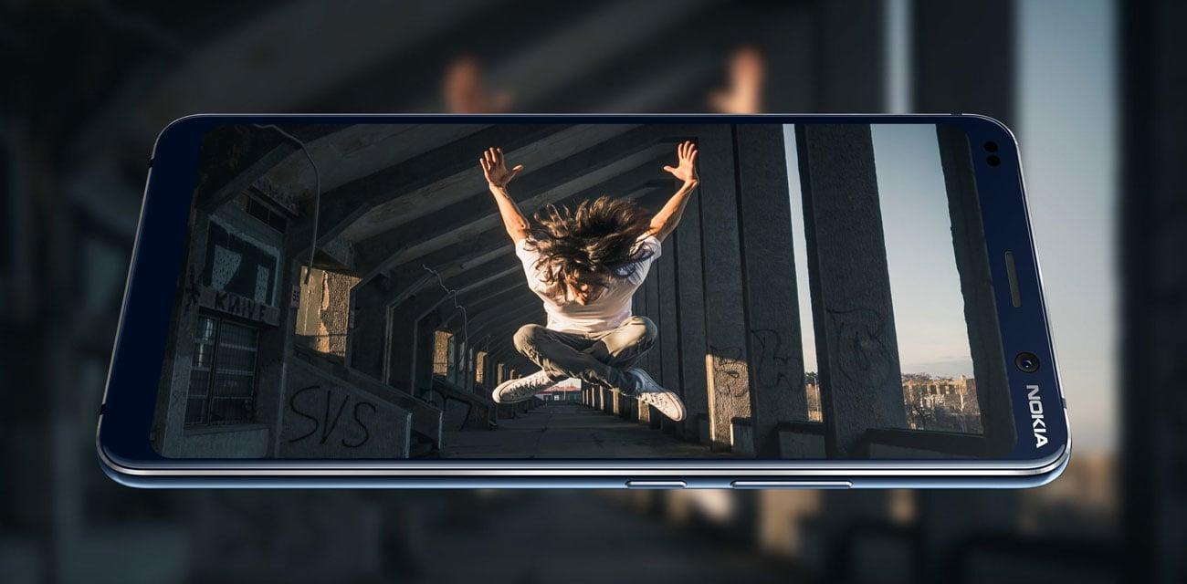 Nokia 9 PureView moduł 5 aparatów z HDR