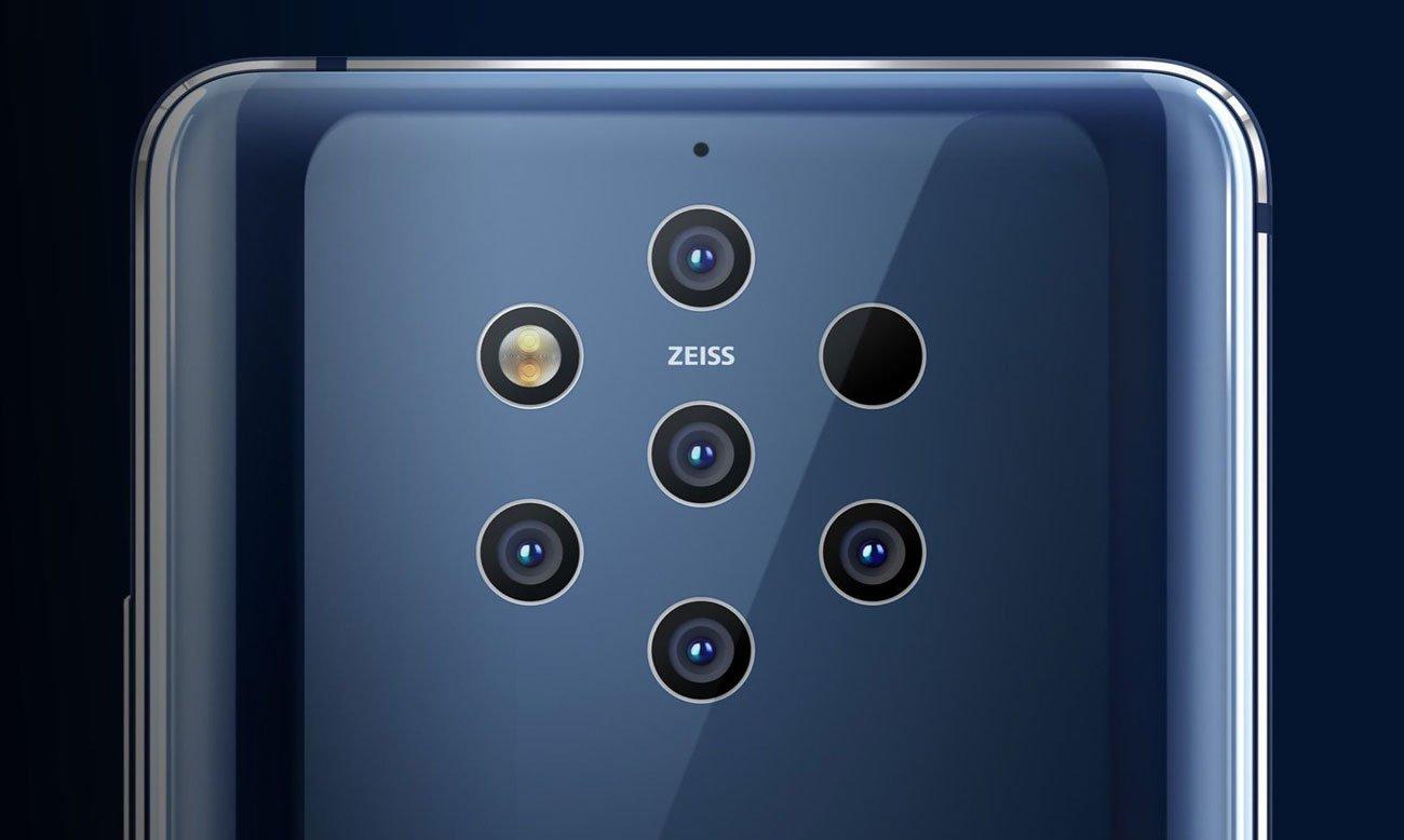 Nokia 9 PureView ekran qhd poled