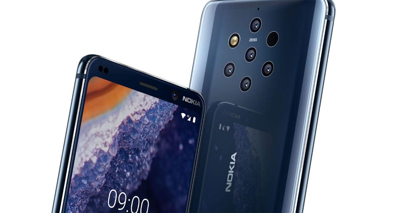 Nokia 9 PureView procesor Snapdragon 845