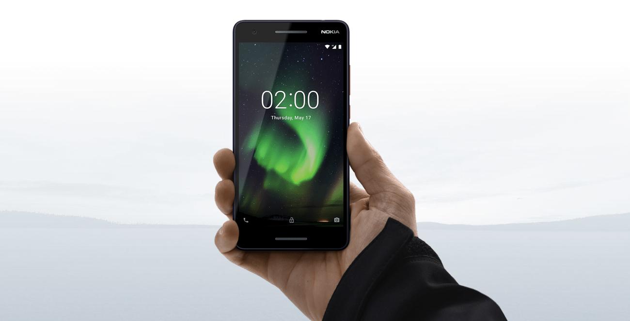Nokia 2.1 ośmiordzeniowy procesor
