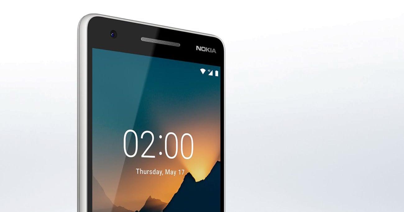 Nokia 2.1 eleganckie wzormictwo
