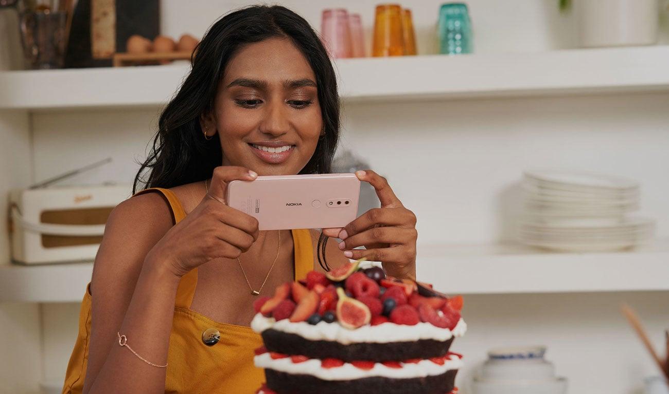 Nokia 4.2 podwójny aparat z AI