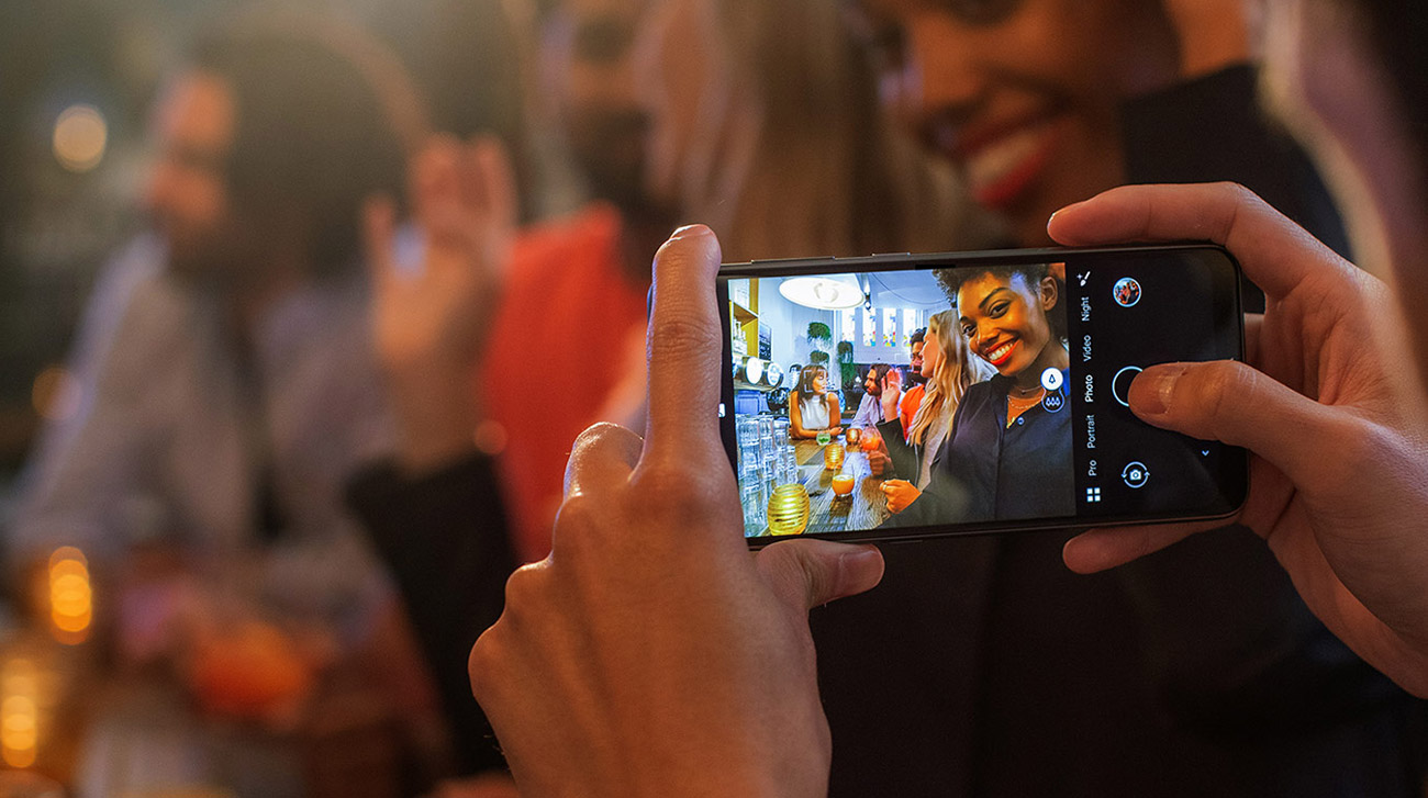 Nokia 7.2 potrójny aparat quad pixel panorama bokeh AI