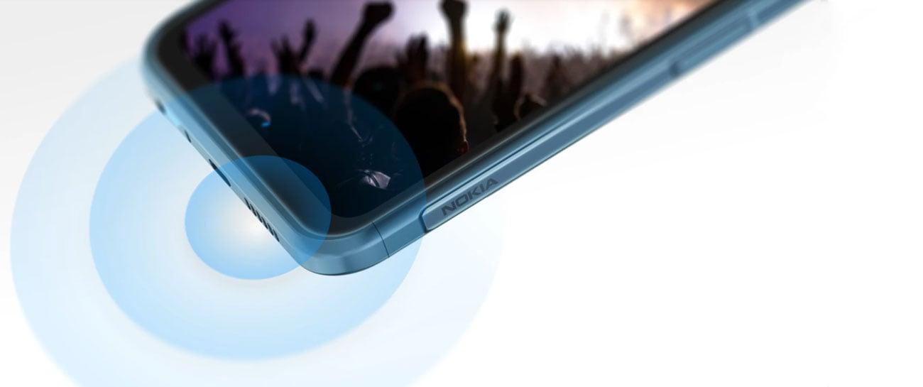 Nokia XR2 dźwięk OZO