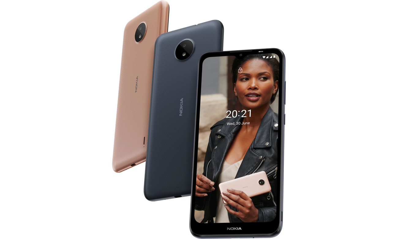 Nokia C20 smartfon