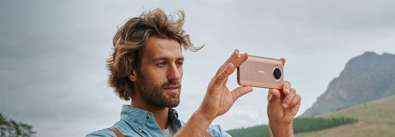 Smartfon Nokia X20 Dual SIM 128 GB 5G aparat