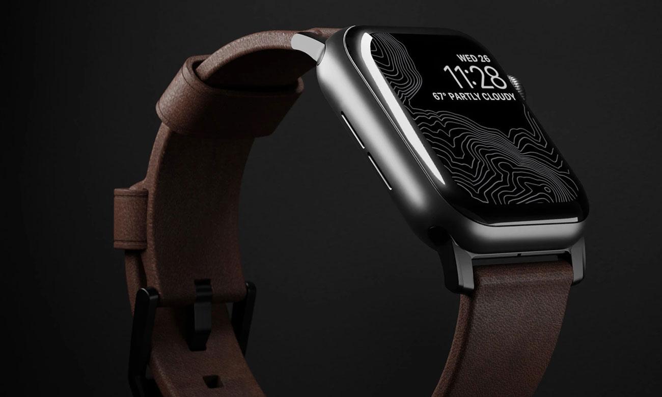 Pasek Nomad do Apple Watch - Elegancki wygląd