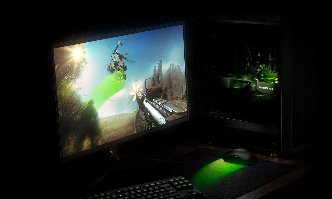 Frames Win Games - NVIDIA Reflex