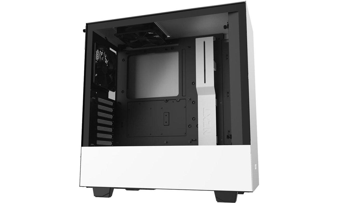 Obudowa do komputera NZXT H510 White CA-H510B-W1