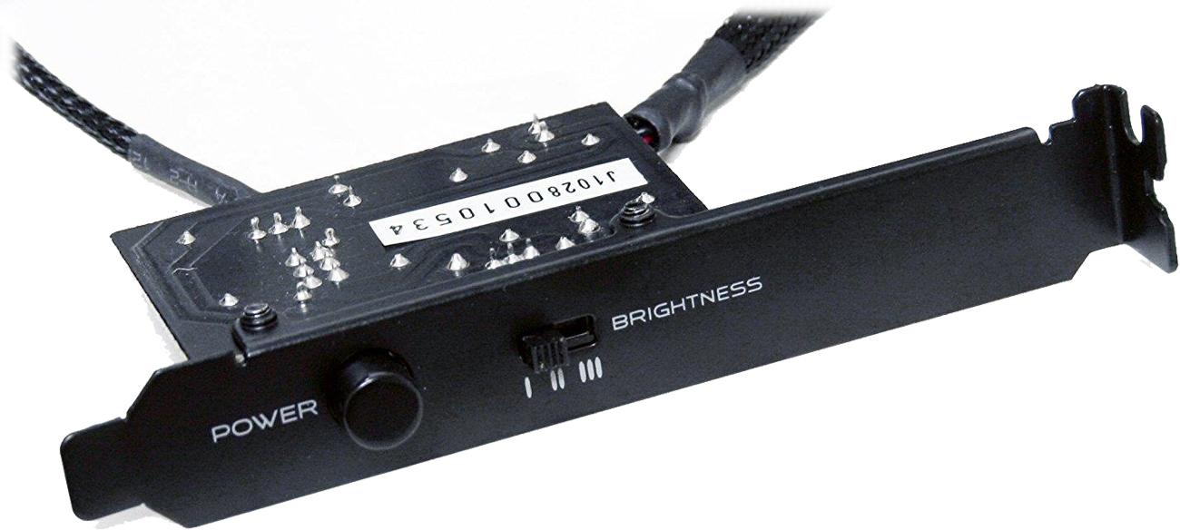 Kontroler NZXT CB-LED10-RD