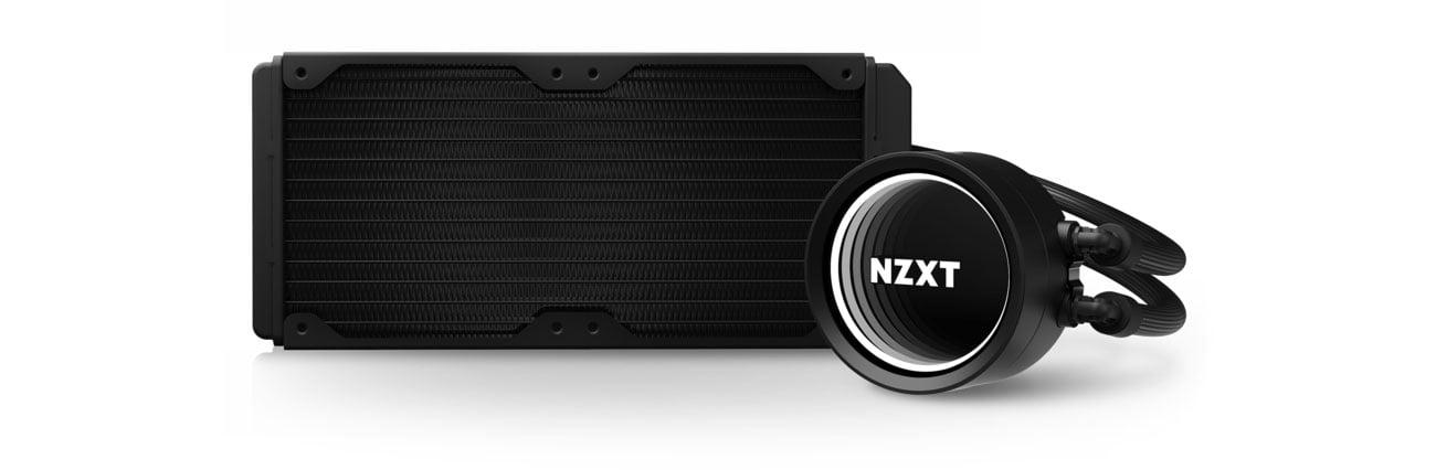 Chłodzenie procesora NZXT Kraken x53 2x120mm RL-KRX53-01