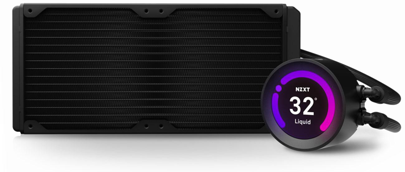 Chłodzenie procesora NZXT Kraken Z63 2x140mm RL-KRZ63-01