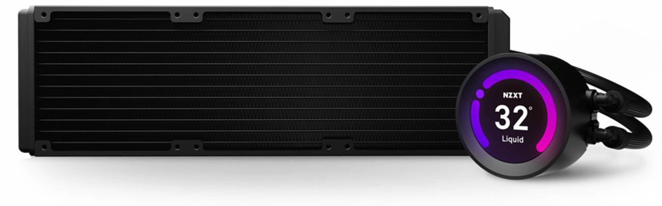 Chłodzenie procesora NZXT Kraken Z73 3x120mm RL-KRZ73-01