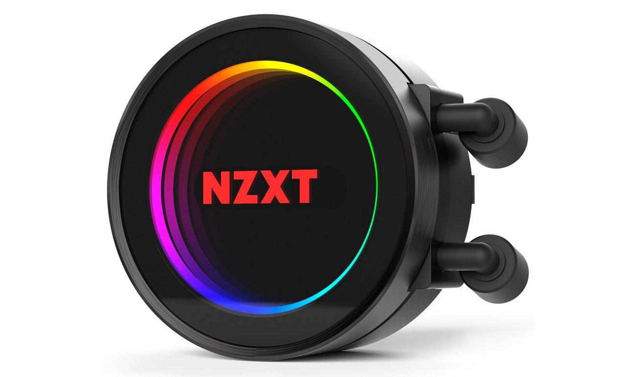 NZXT Kraken X62 v.2 podświetlenie LED