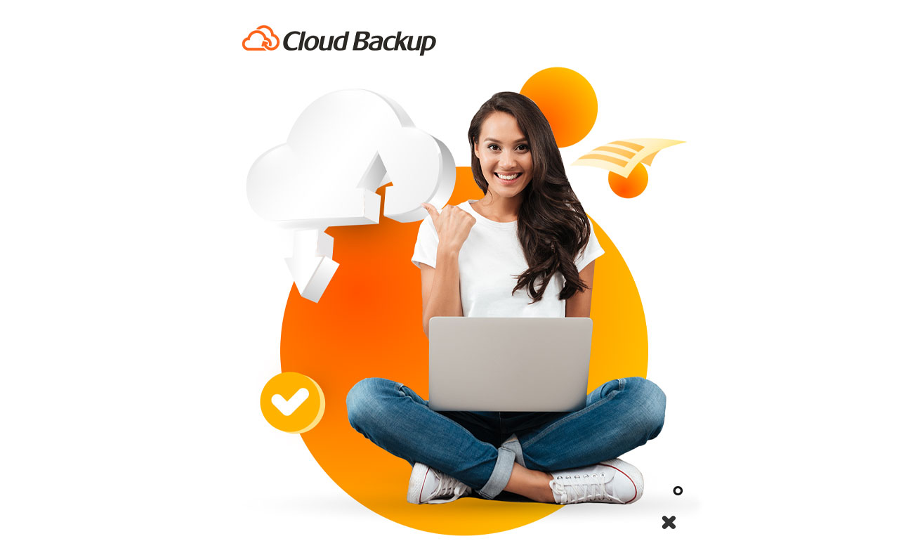 Łatwa obsługa nazwa.pl Cloud Backup