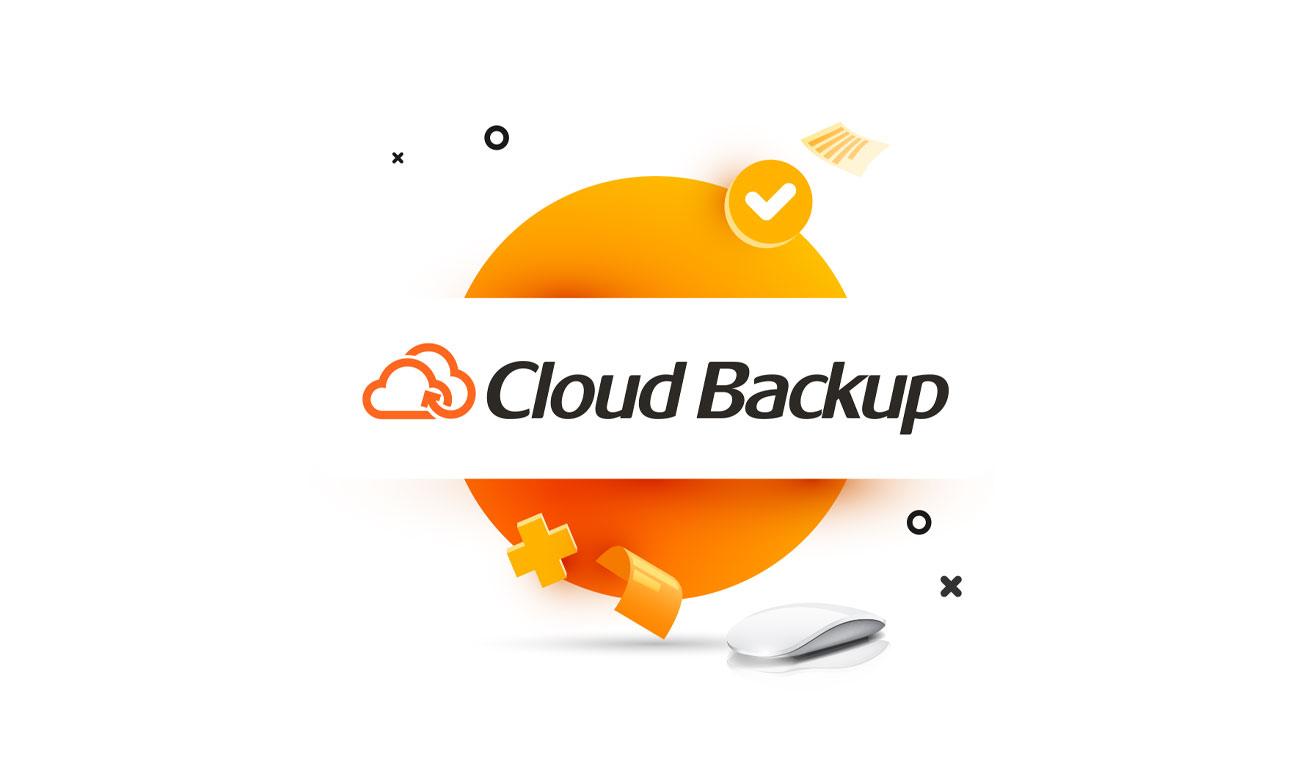 Tworzenie kopii zapasowych nazwa.pl Cloud Backup